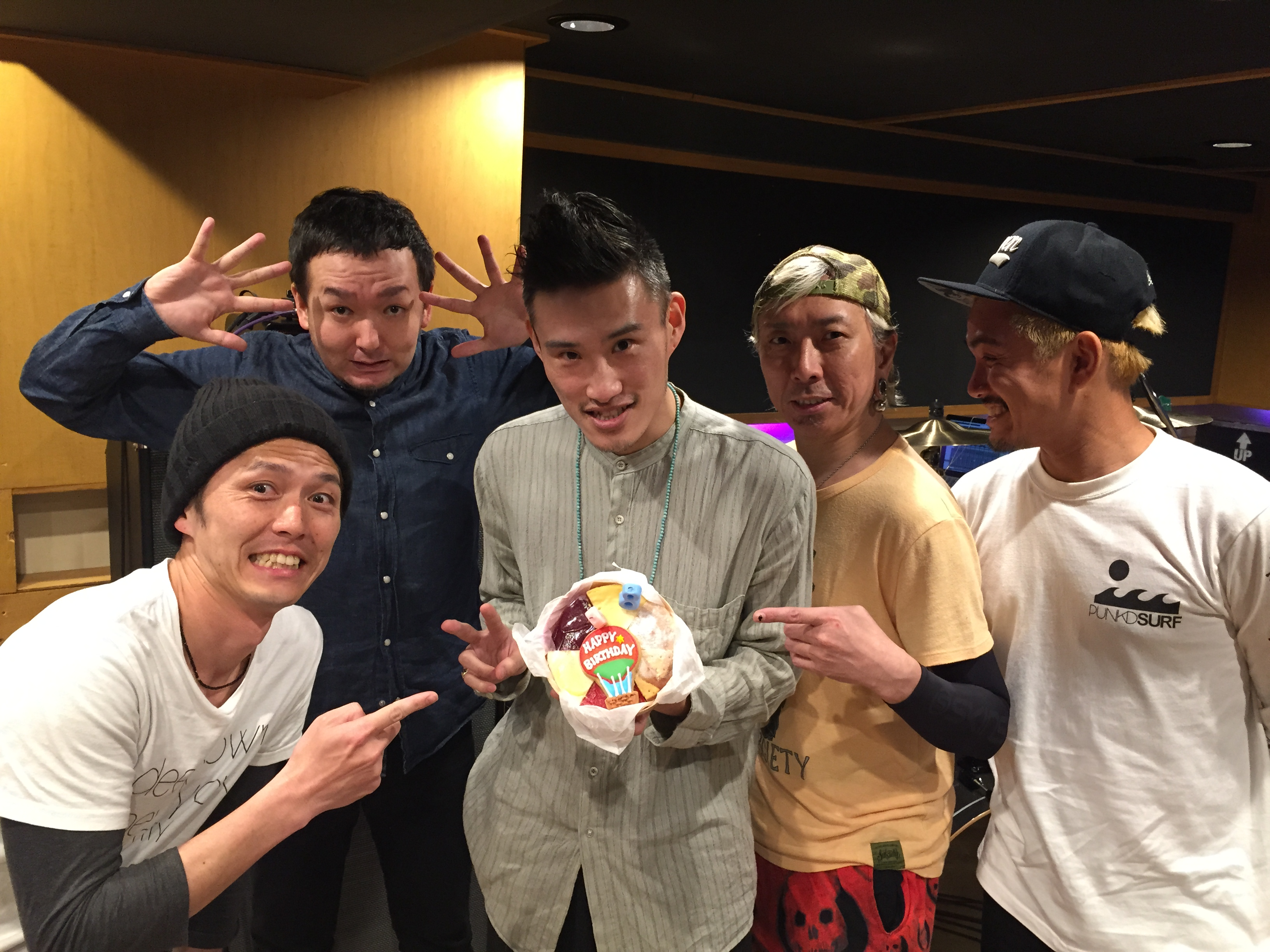FLOW_KOHSHI Birthday2