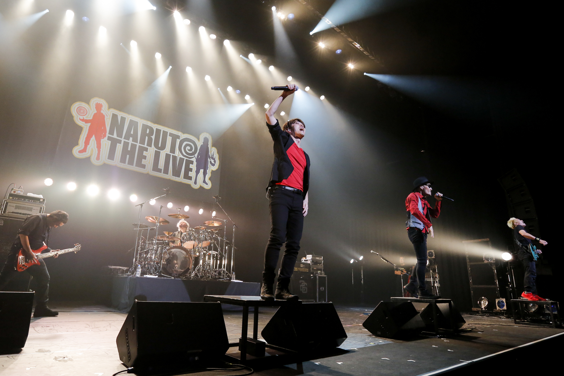 FLOW_NARUTO Live 02