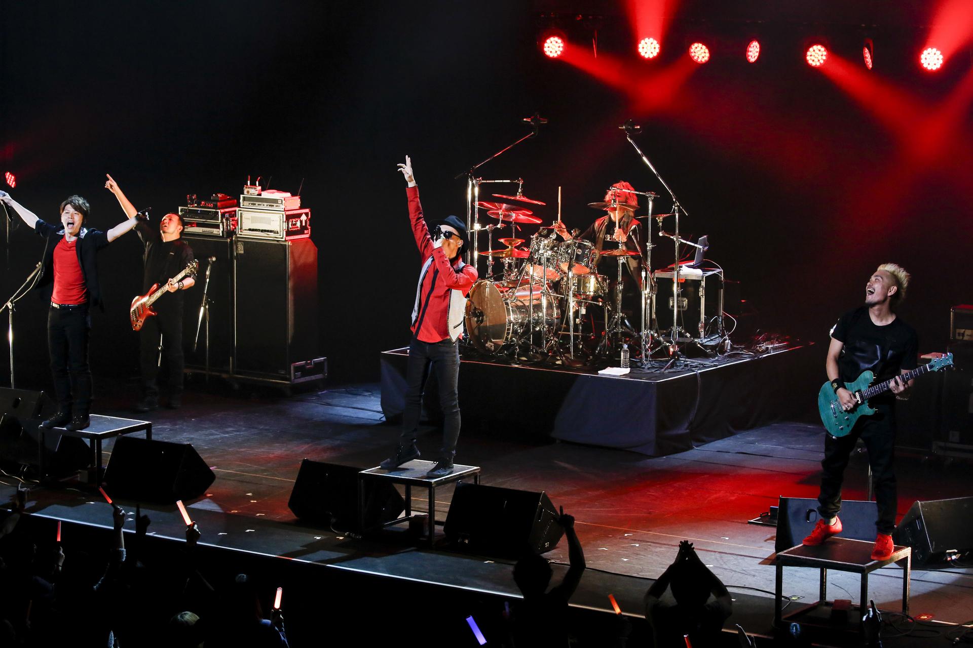 FLOW_NARUTO Live 03