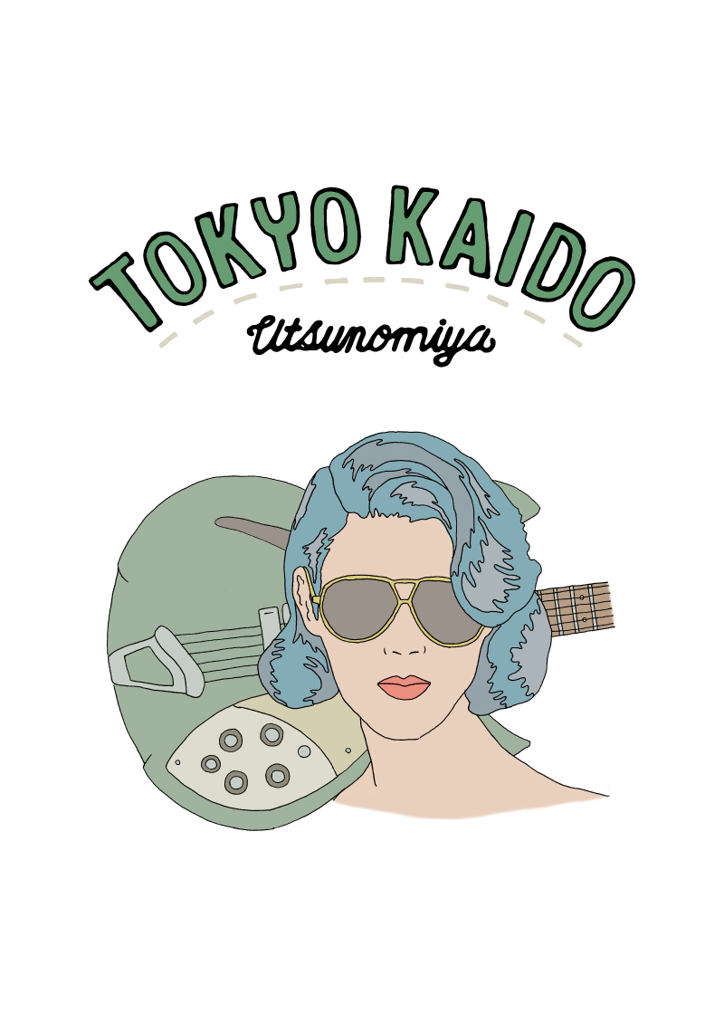 TOKYOKAIDO16キービジュアル